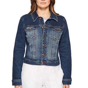 Eileen Fisher Cotton denim jean jacket